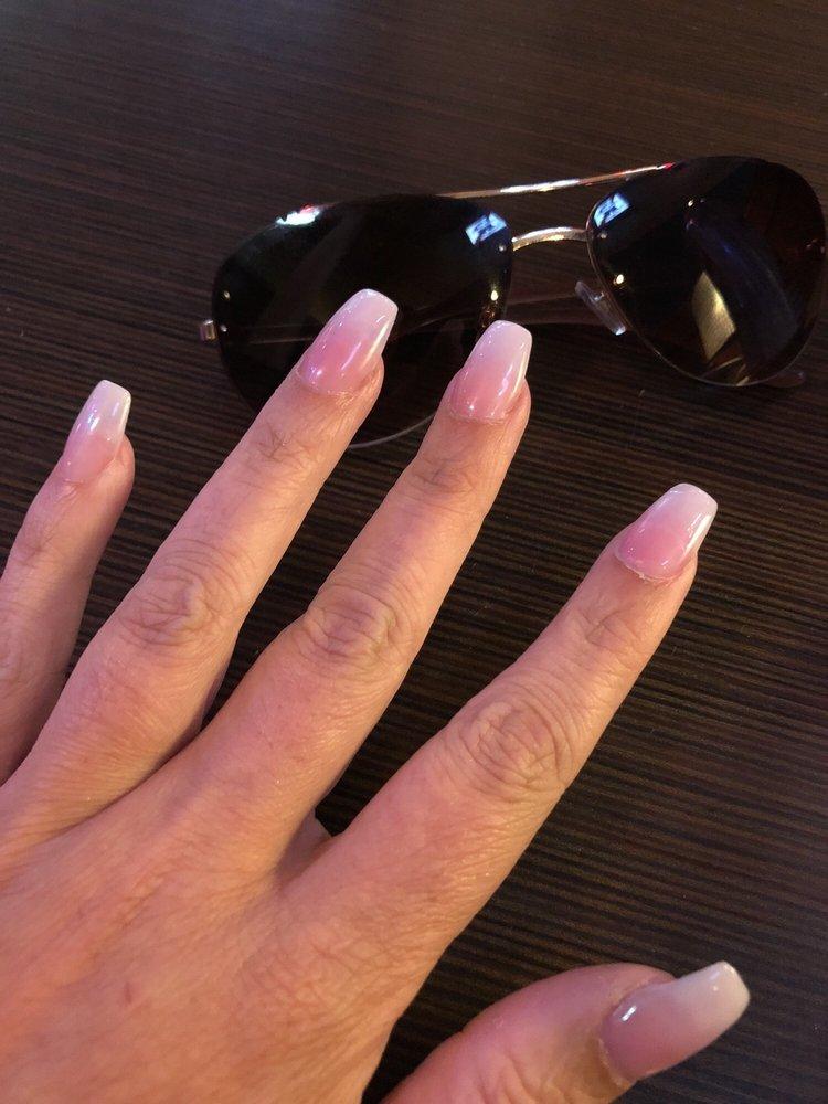 LV Nails: 330 N Olympic Ave, Arlington, WA