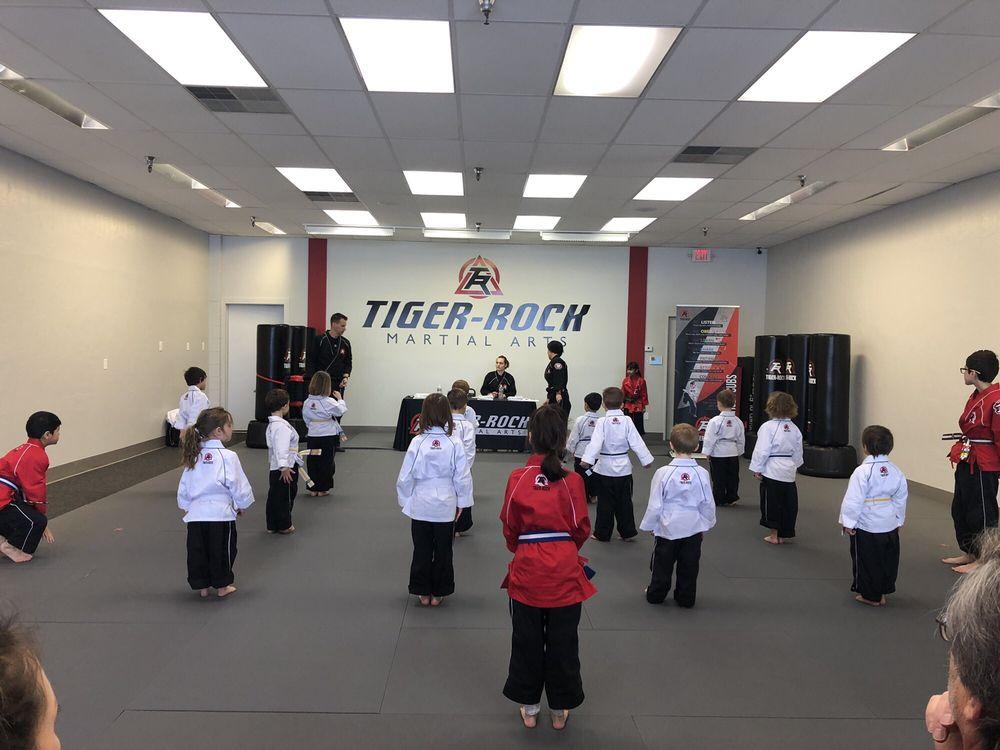 Tiger Rock Martial Arts: 2067 E 9400th S, Sandy, UT