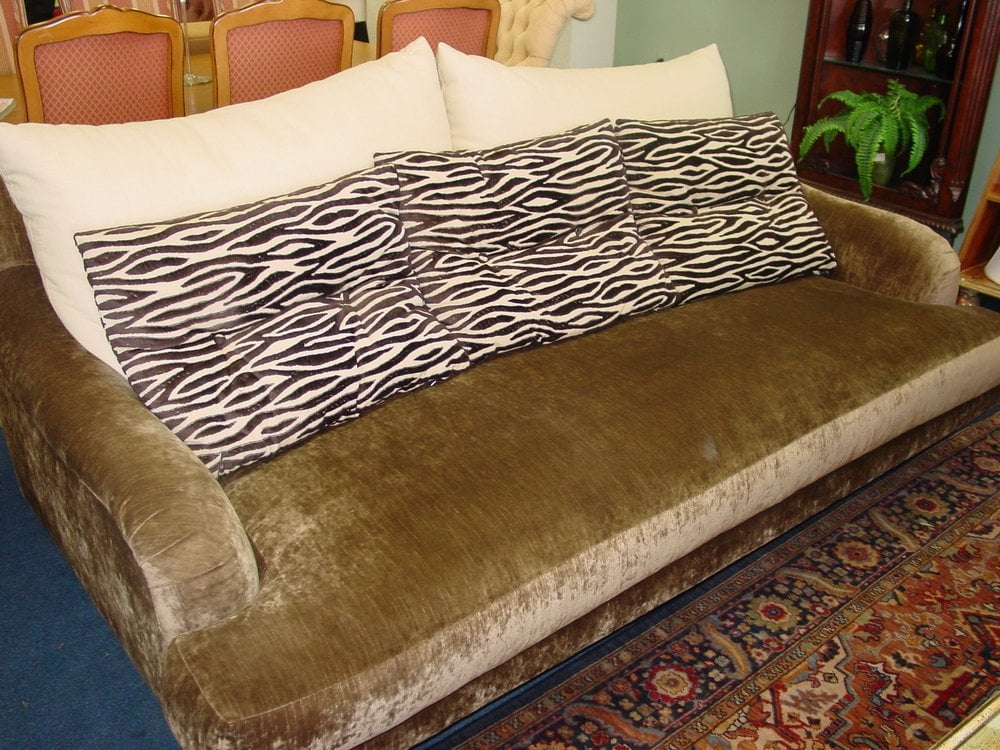 Must see down-filled Pucci Sofa and other furniture. - Yelp