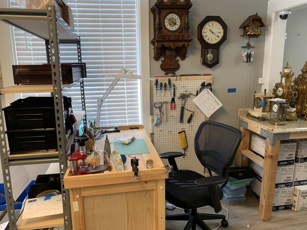 Maryland Clock and Watch: 10736 York Rd, Cockeysville, MD