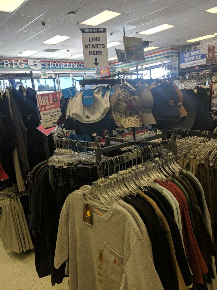 Big 5 Sporting Goods: 96 E Orangethorpe Ave, Anaheim, CA