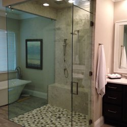 Photo Of AllServices Frameless Glass Co   Tampa, FL, United States. Steam  Shower. Steam Shower Enclosure