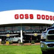 Goss Dodge Chrysler 26 Photos 10 Reviews Car Dealers 1485