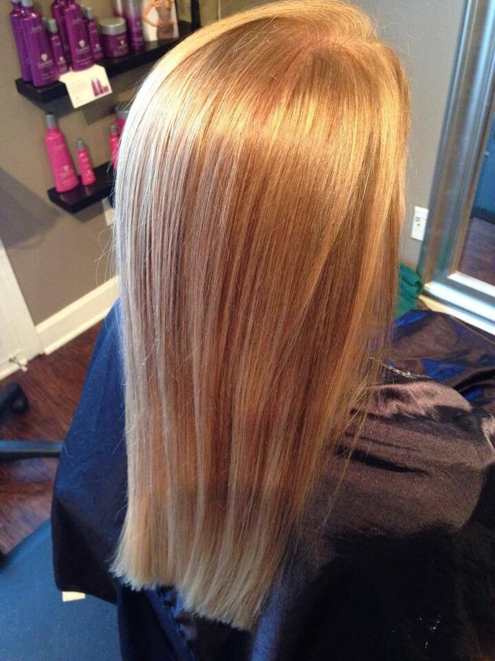 An Amazing Stephanie Fix After A Bad Box Dye That Had Bleached My
