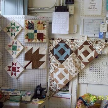 Country Store Quilt Shop - Fabric Stores - 3360 Sparta Pike ... : quilt shops sacramento - Adamdwight.com