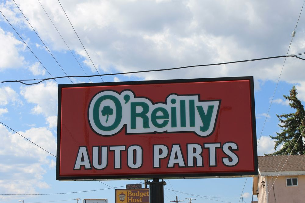 O'Reilly Auto Parts: 2705 Main St, Susanville, CA