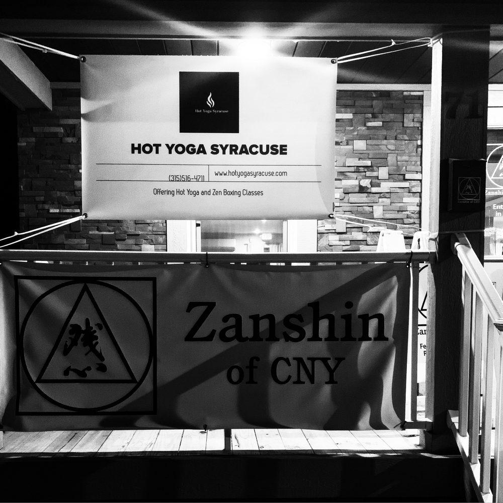 Hot Yoga Syracuse: 71 Main St, Camillus, NY