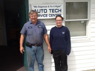 Auto Tech Service Center: 929 W Washington St, Benton, IL