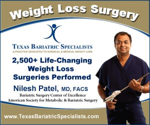 Texas Bariatric Specialists Weight Loss Centers 14603 Huebner