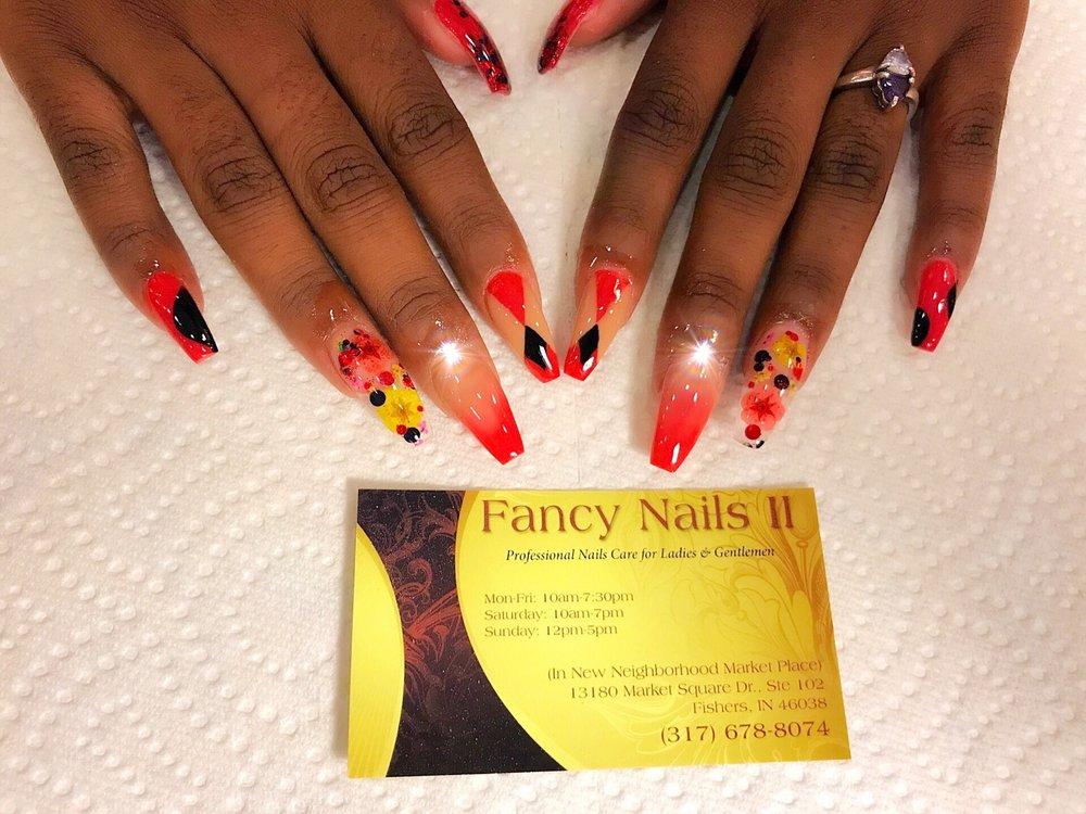 Fancy Nails II - 183 Photos & 37 Reviews - Nail Salons - 13180 ...