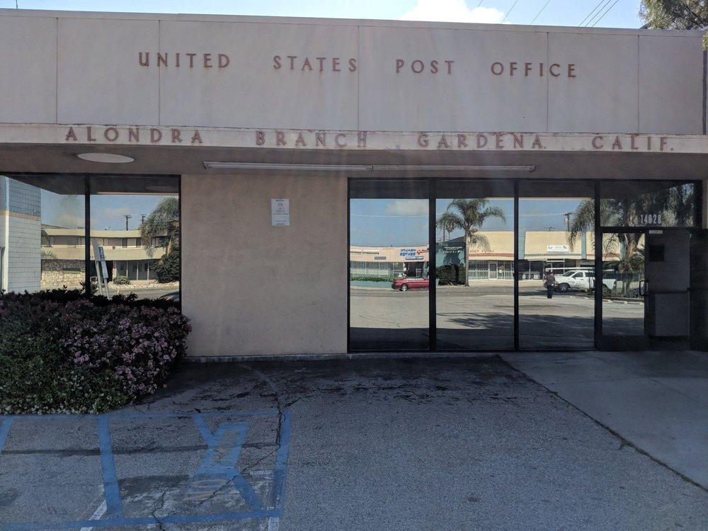 US Post Office: 14028 Van Ness Ave, Gardena, CA