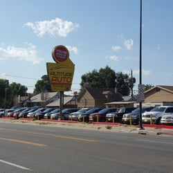 Car Dealerships In Denver >> Altitude Auto Sales Car Dealers 3801 W Colfax Ave
