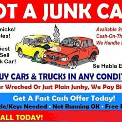 Junk Cars For Cash Nj >> Cash For Junk Cars Car Buyers 150 Mill St Bellville Nj Phone