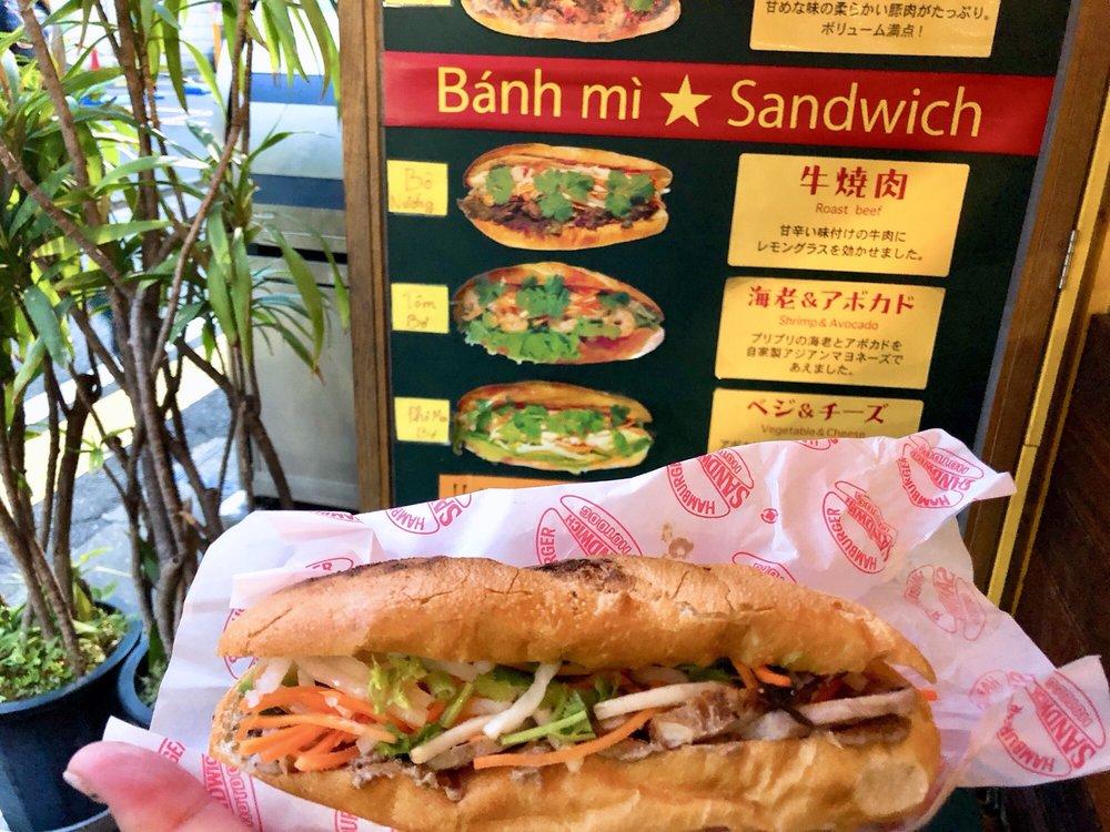 Banhmi Sandwich