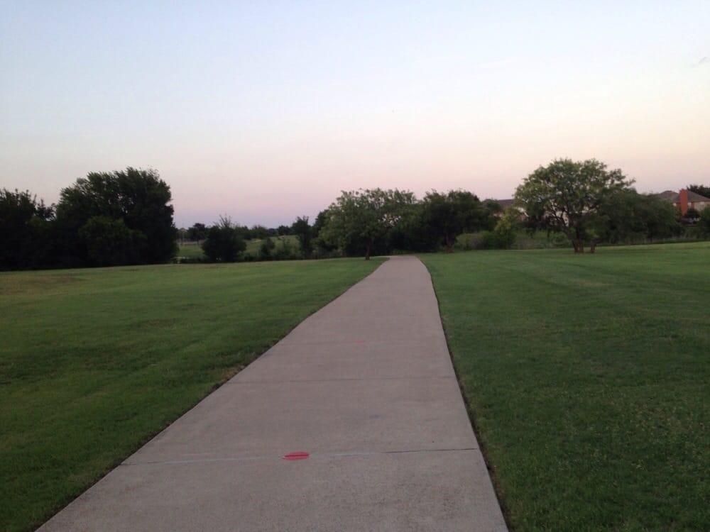 Arcadia Park Disc Golf Course