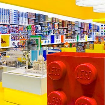 The Lego Store Toy Stores 3000 Riverchase Galleria Birmingham