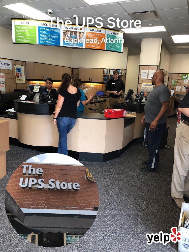 The UPS Store - 12 Reviews - Shipping Centers - 4279 Roswell