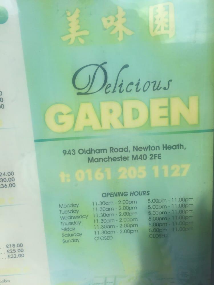 Delicious Garden