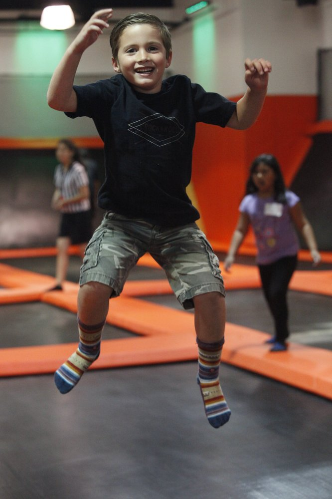 Big Air Trampoline Park: 8320 On The Mall, Buena Park, CA