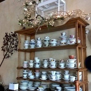 Tudor Rose English Tea Room Santa Rosa Ca