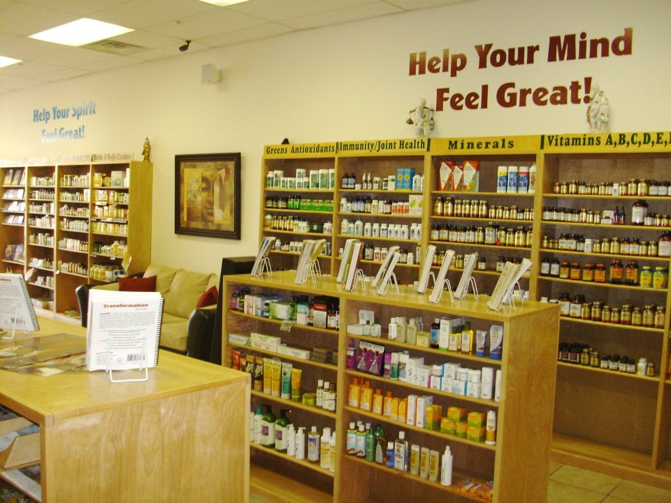 Health Food And Vitamin Stores In Las Vegas