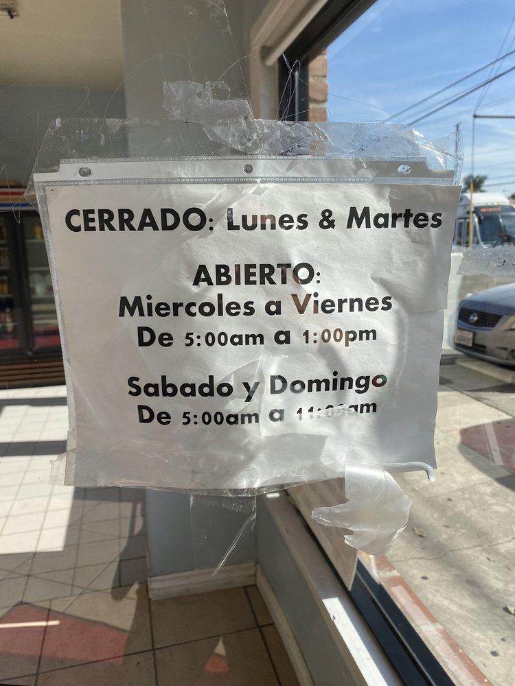 Maria's Bakery: 4743 Peck Rd, El Monte, CA
