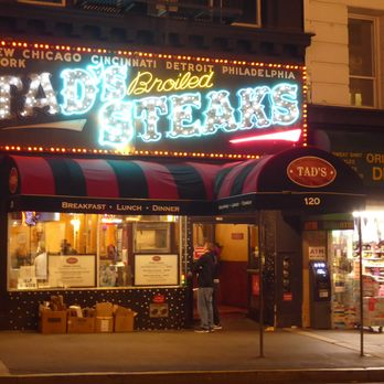 Photo Of Tads Steak Restaurant San Francisco Ca United States Night