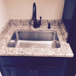 Photo Of The Granite Franklin Tn United States Laundry Sink Front
