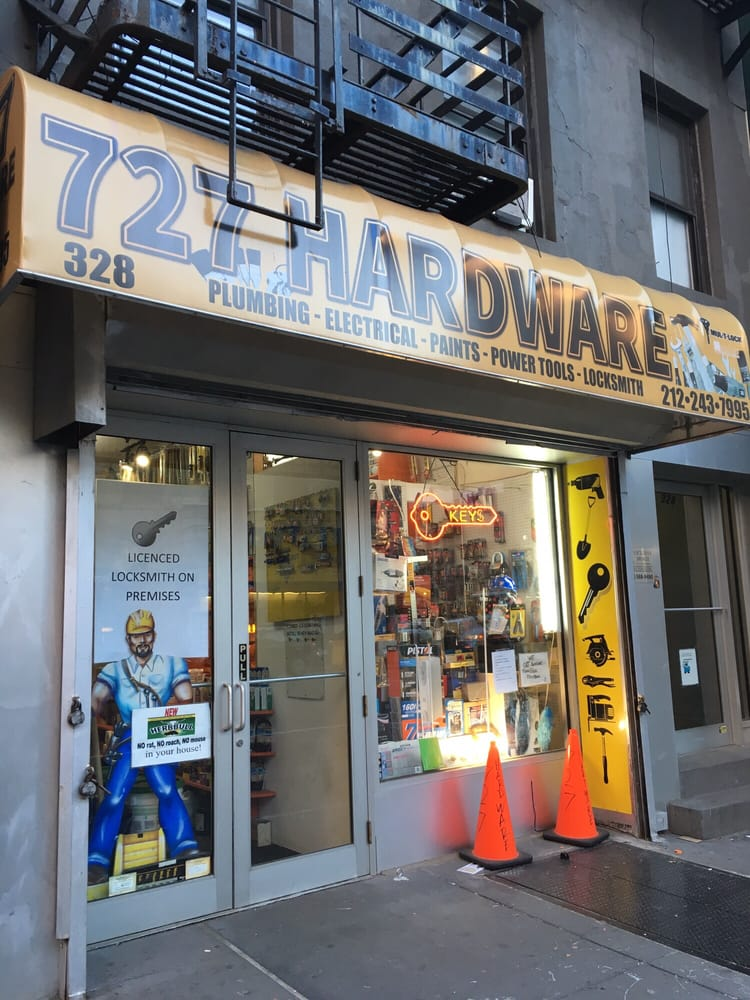 727 Hardware Corporation