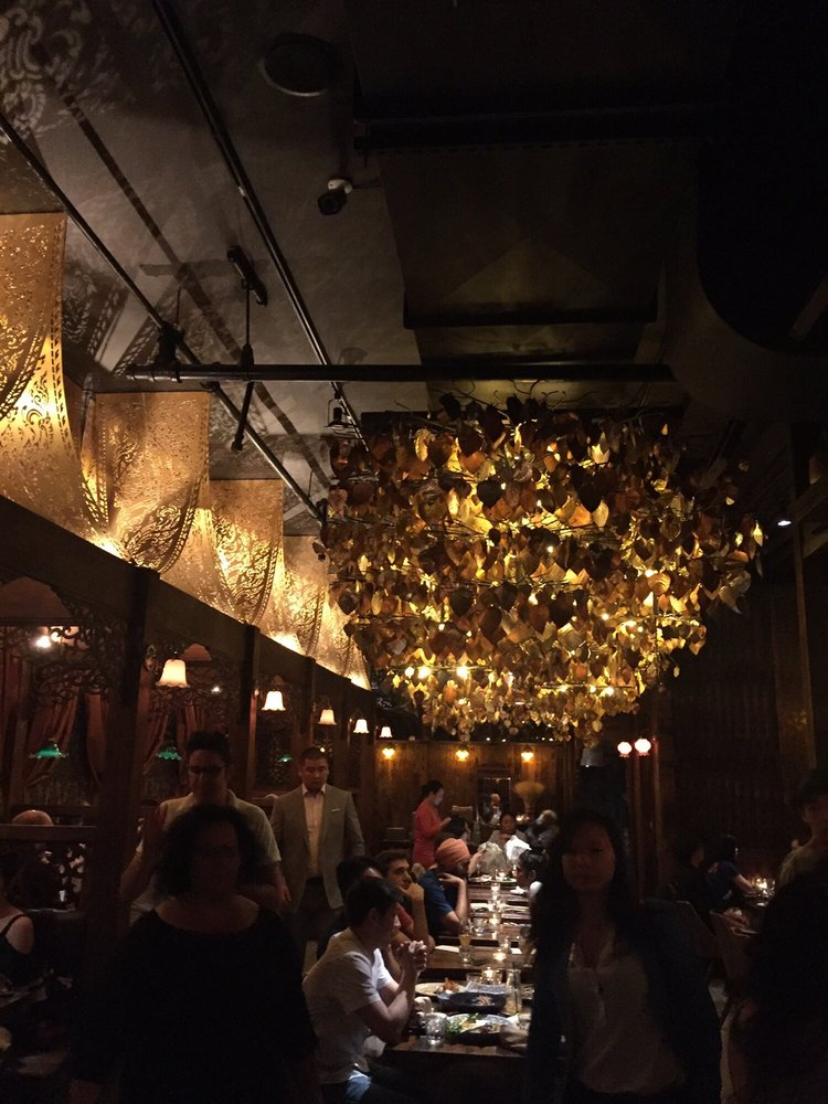 Thai Villa Restaurant New York Ny