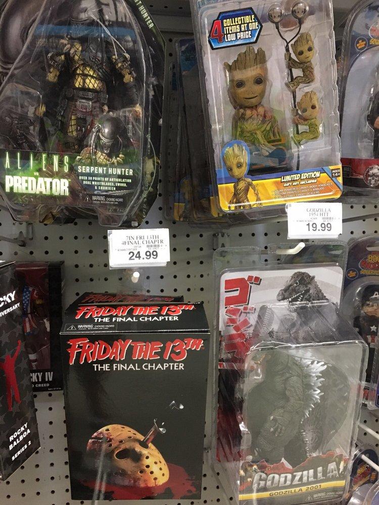 6 25 17 Sunday Morning Aliens V Predator Groot Godzilla Friday