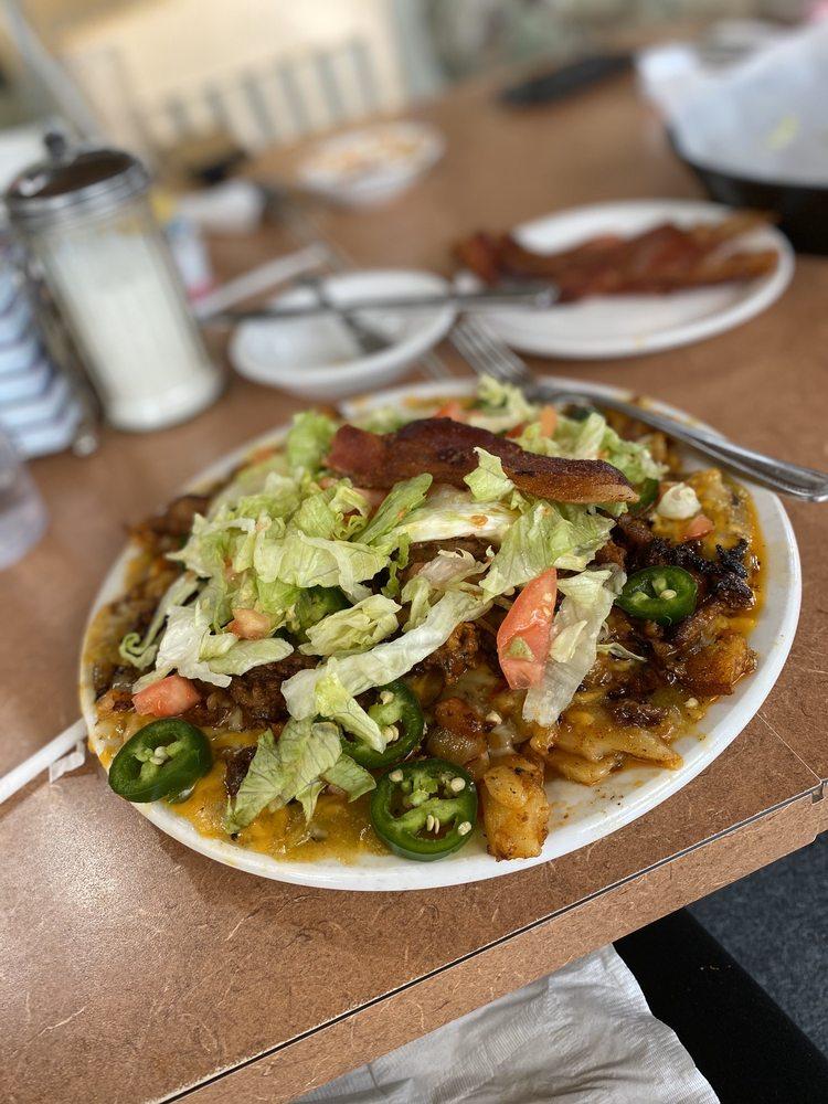 Flying Tortilla Restaurant: 4250 Cerrillos Rd, Santa Fe, NM