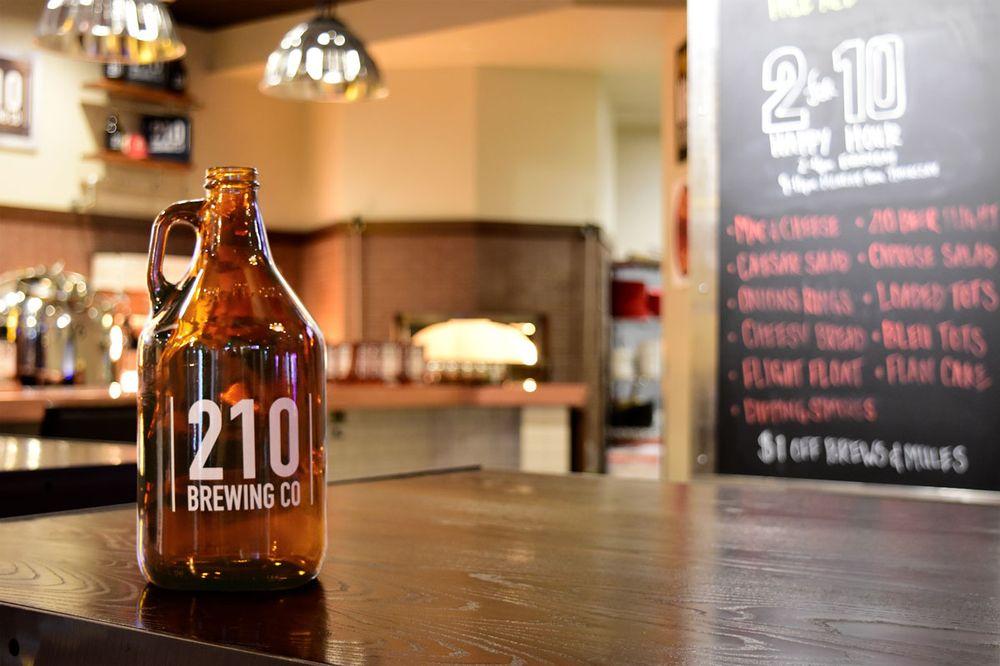 210 Brewing CO: 3438 Stoluckquamish Ln, Arlington, WA