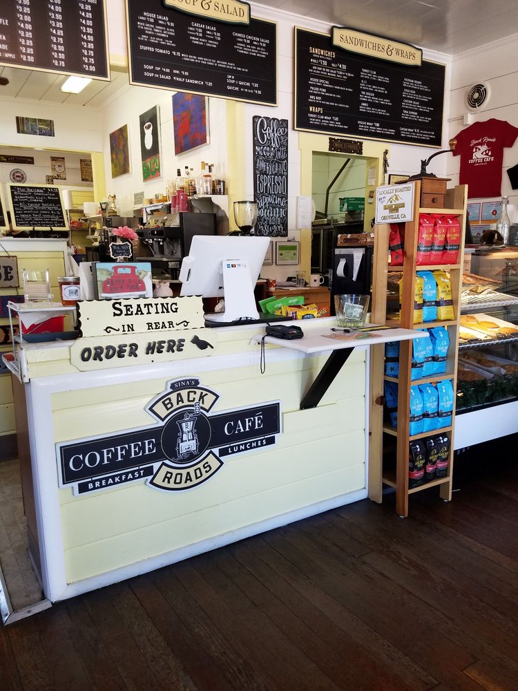 Photo of Olson House Coffee: Brownsville, CA
