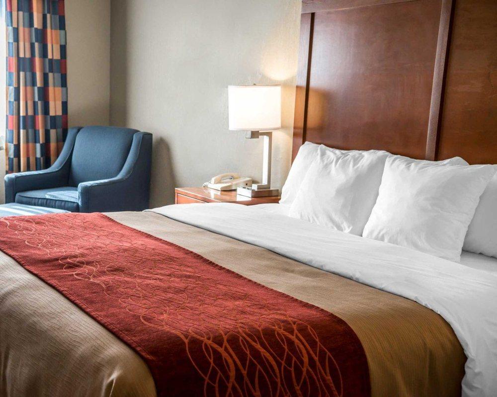Comfort Inn Near Gila National Forest: 1060 E US Hwy 180, Silver City, NM