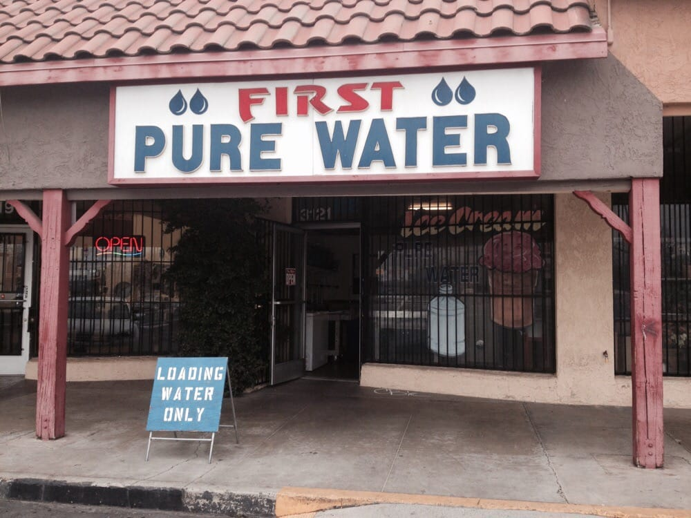 First Pure Water: 3121 E McKinley Ave, Fresno, CA