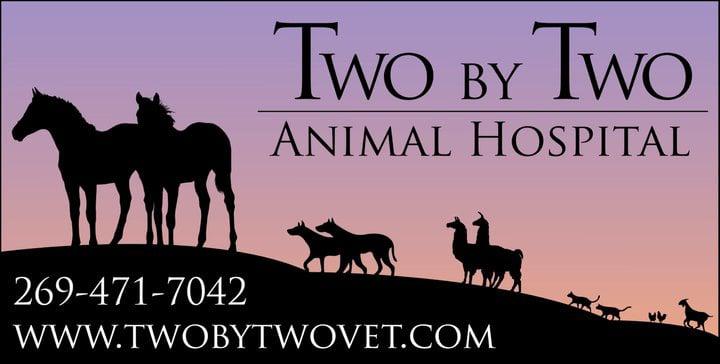 Two By Two Animal Hospital: 7675 M 139, Berrien Springs, MI