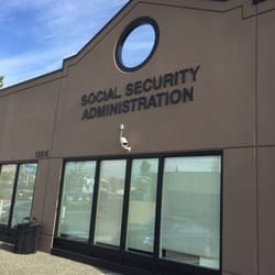 Photo Of Social Security   Seattle, WA, United States. Front Of Building.