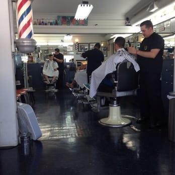 vinny s barber shop 66 photos 215 reviews barbers 852 n virgil ave east hollywood los. Black Bedroom Furniture Sets. Home Design Ideas