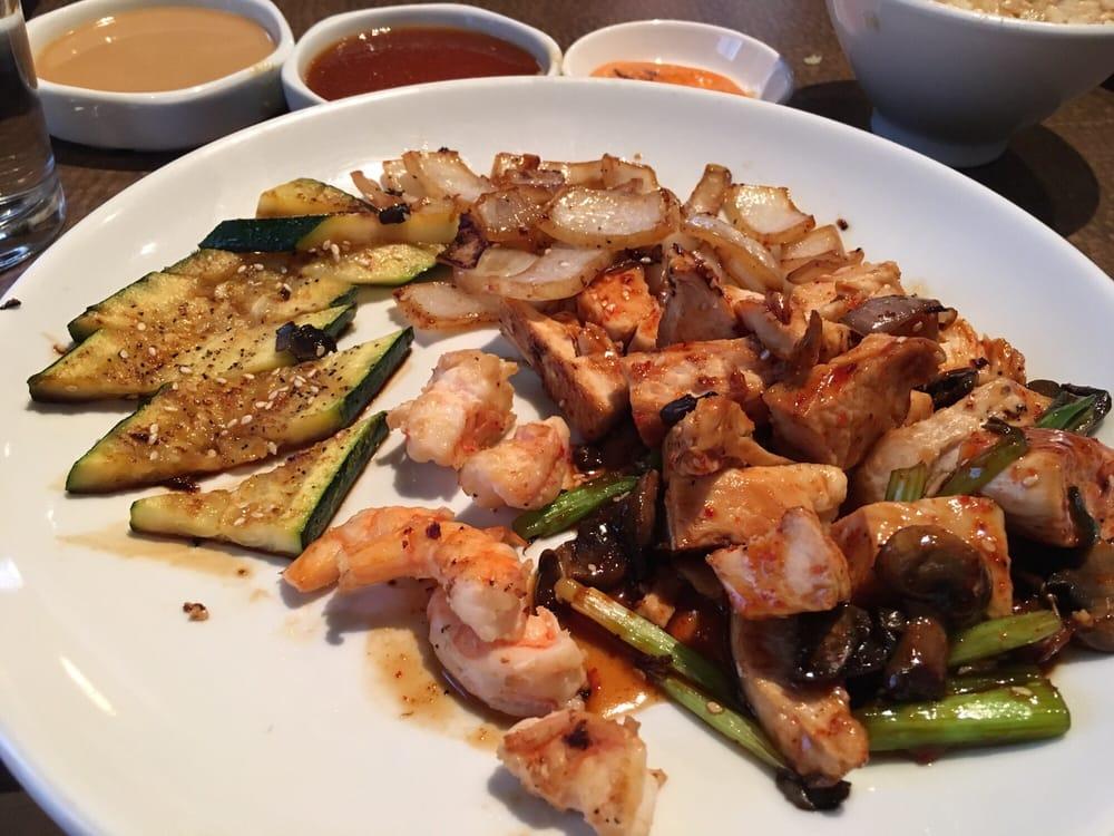Spicy hibachi chicken - Yelp