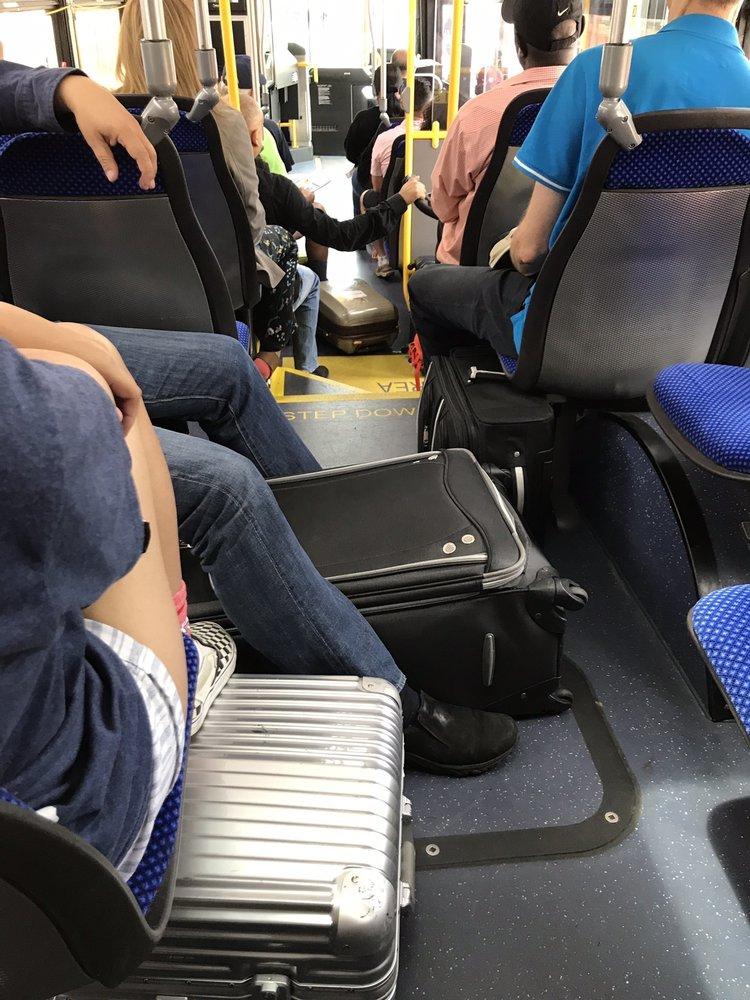 Metro Bus 5A DC-Dulles Line: L'Enfant Plaza To Dulles Airport, Dulles, VA