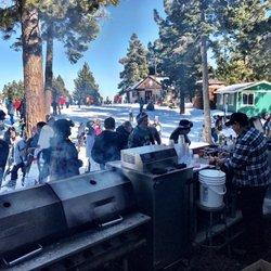 View haus 17 foto barbecue 2n10d big bear ca for Cabine di noleggio in big bear ca
