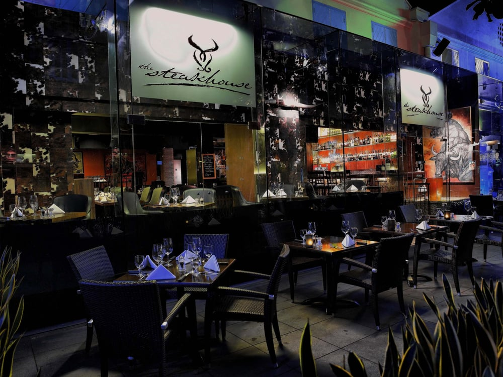 The Steakhouse Singapore