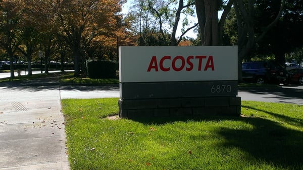 Acosta Sales & Marketing - 6870 Koll Center Pkwy, Pleasanton, CA ...