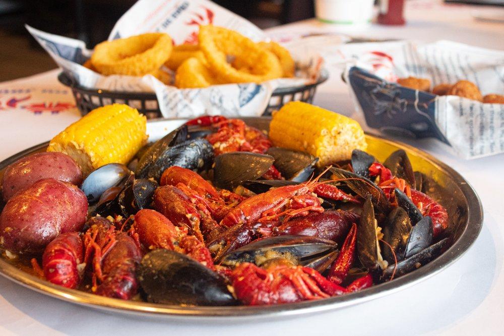 Crab Du Jour - Dover: 889 N Dupont Hwy, Dover, DE