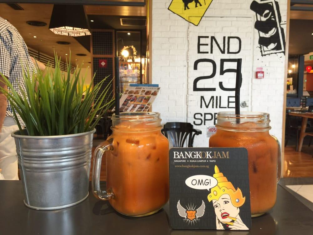 Bangkok Jam Singapore
