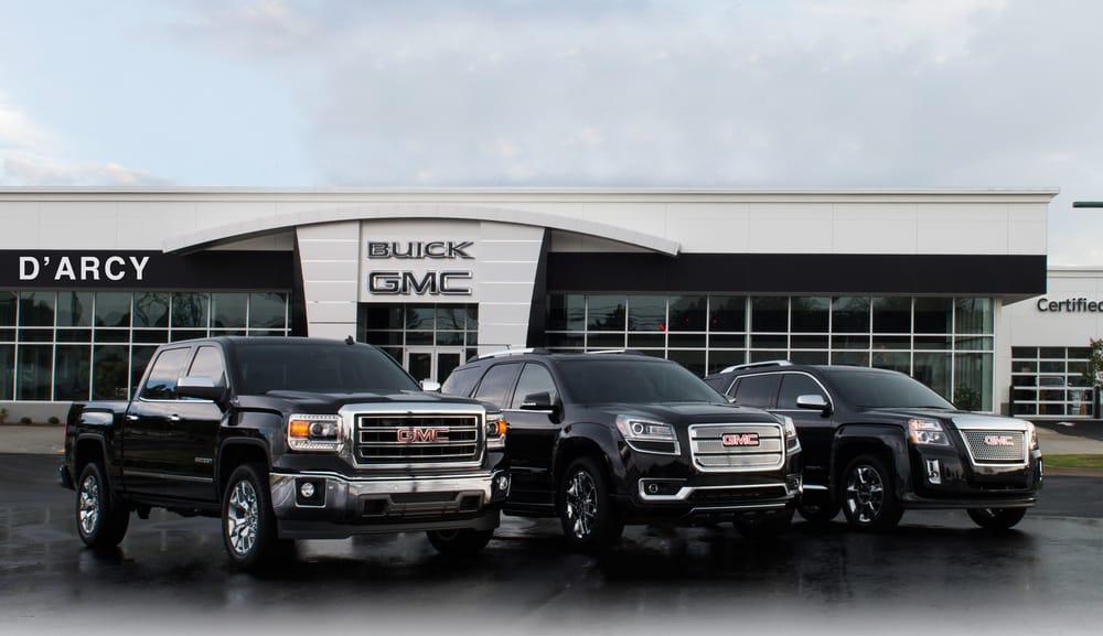 D arcy buick gmc 10 photos 10 reviews car dealers for D arcy motors joliet