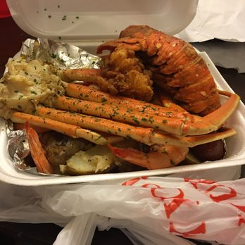 Mr3s Crabpot Seafood Takeout 69 Photos 46 Reviews
