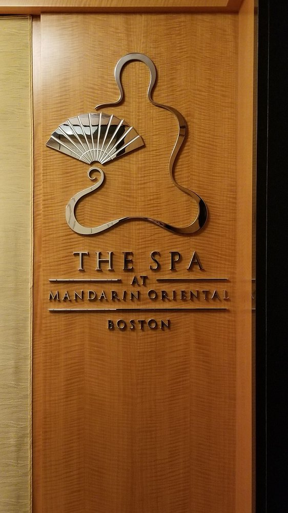The Spa at Mandarin Oriental: 776 Boylston St, Boston, MA
