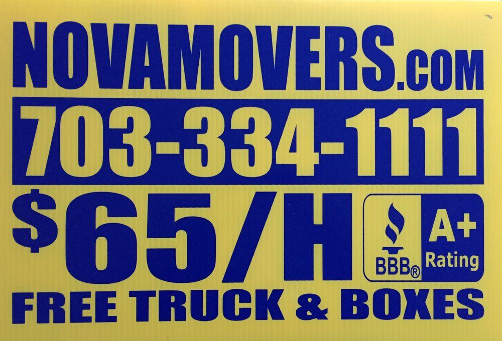 Nova Movers: 44880 Rivermont Ter, ashburn, VA
